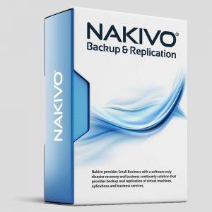 Nakivo Backup-Lösung