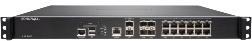 SonicWall NSA 3600_Front